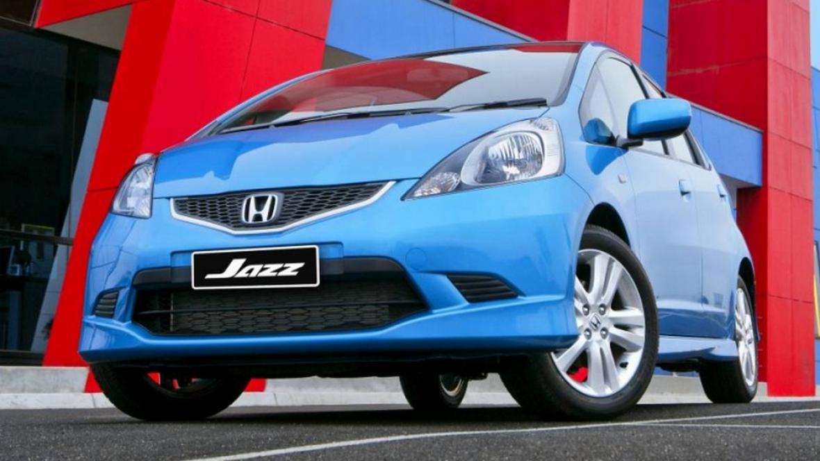 Honda Jazz (Fit)