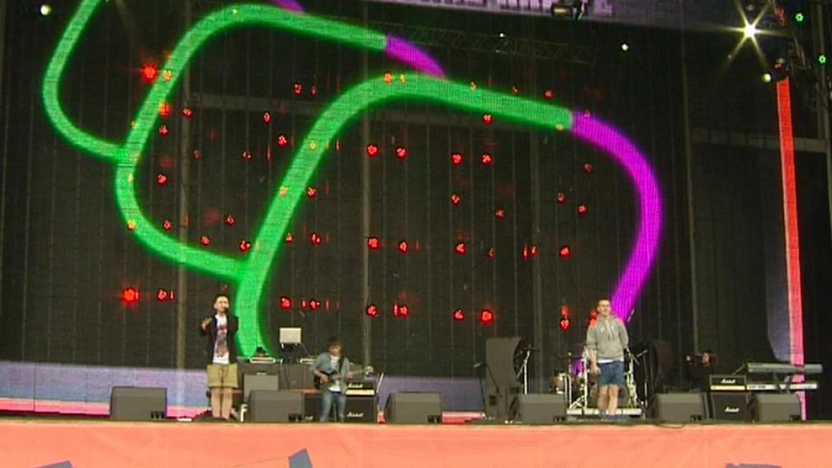 Festival v Moskvě