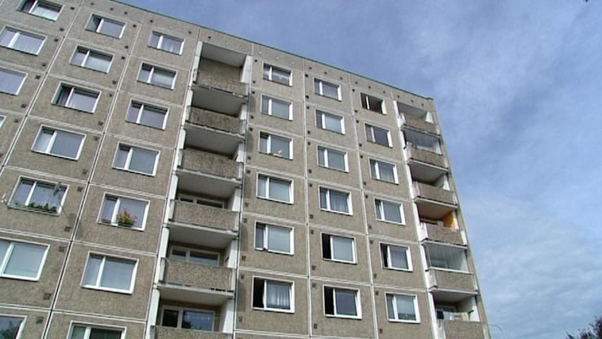 Bytový dům ve Varech