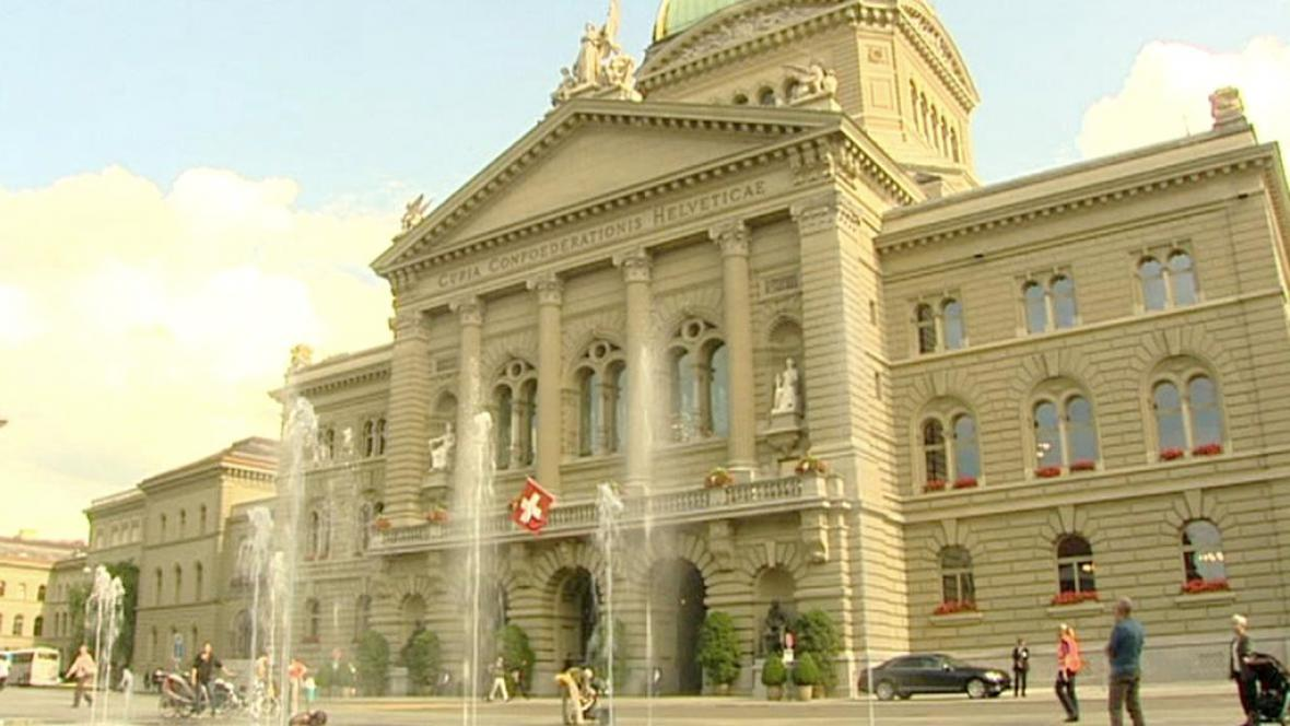 Švýcarská banka