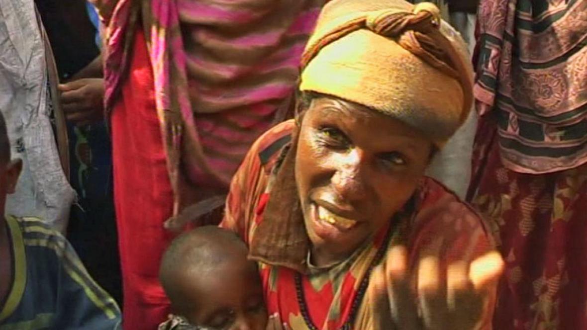 Somálští uprchlíci