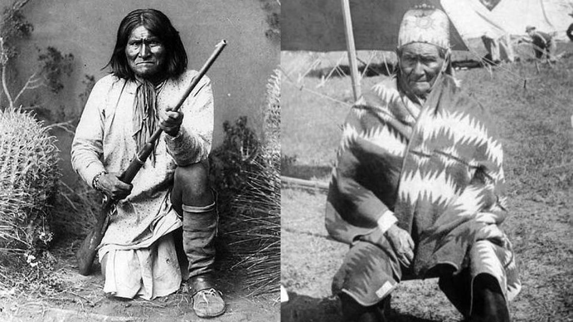 Geronimo - apačský náčelník
