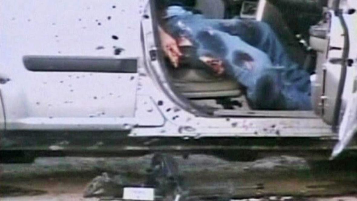 Oběť mexické drogové války