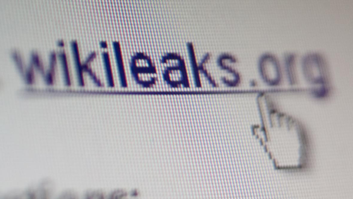 WikiLeaks - ilustrační foto