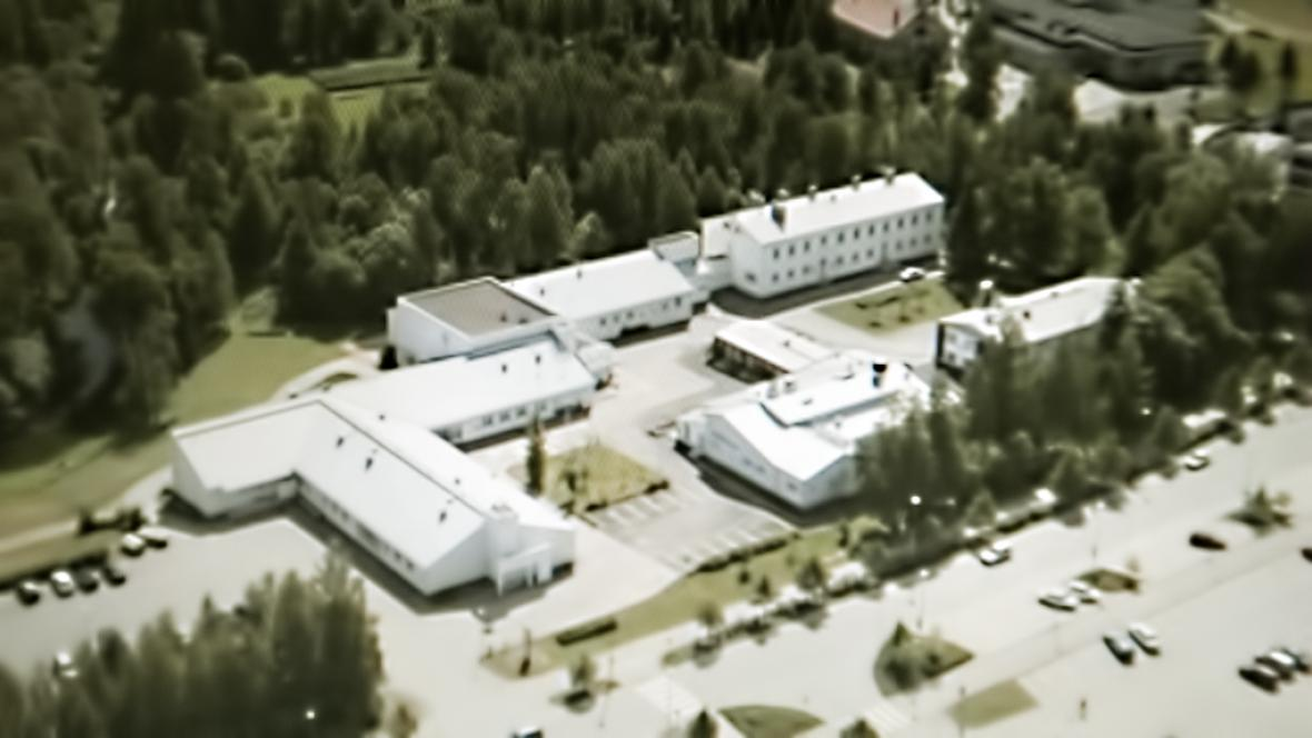 Škola ve finském Kauhajoki