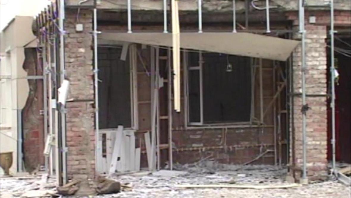 Bombový útok v Čečensku