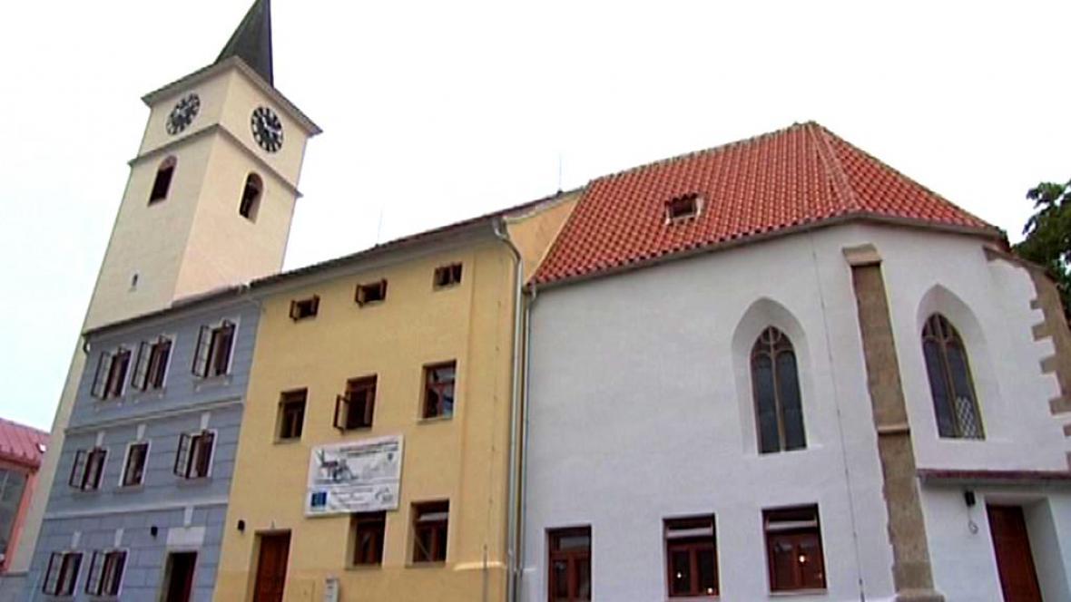 Bývalý kostel ve Velešíně prošel zásadní rekonstrukcí
