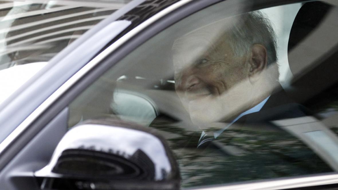 Dominique Strauss-Kahn se rozloučil s bývalými zaměstnanci