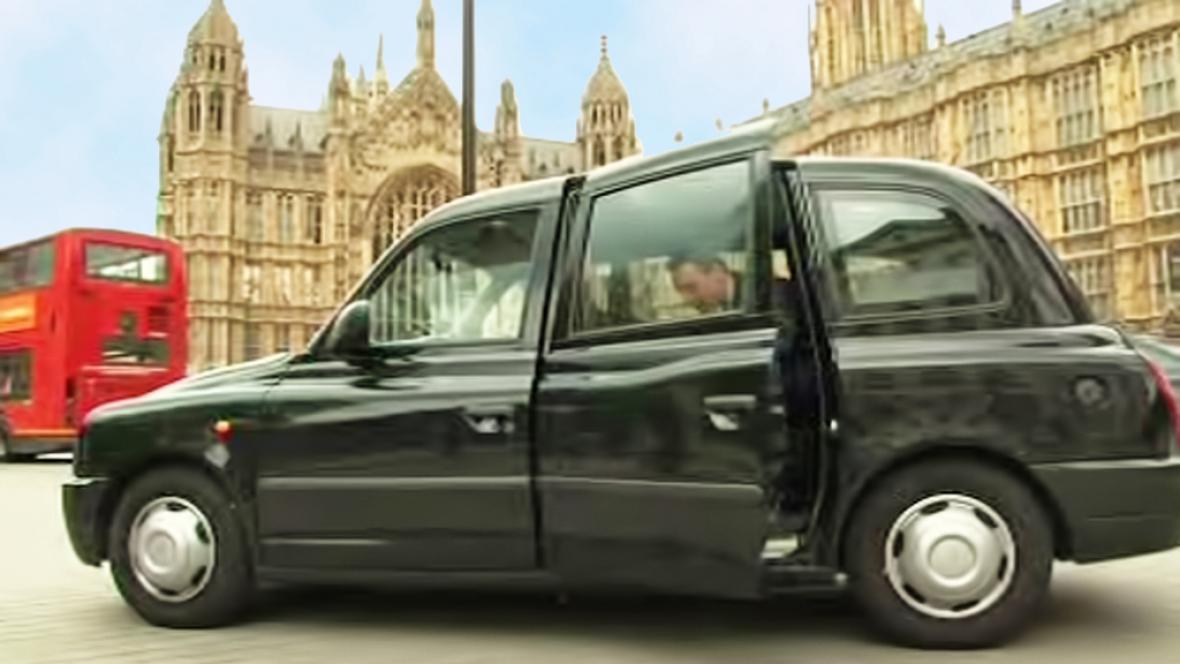 Londýnský taxík