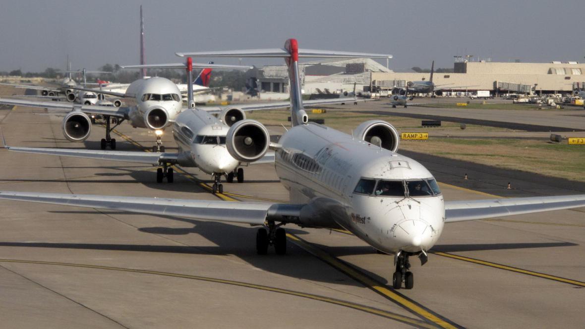Letadla Delta Air Lines