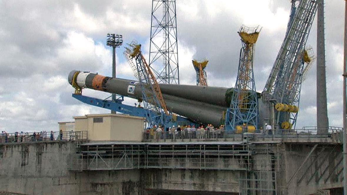 Rakety Sojuz
