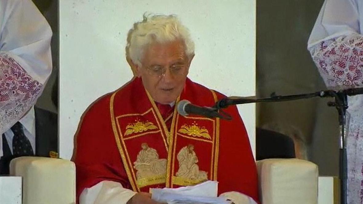 Papežské kázání