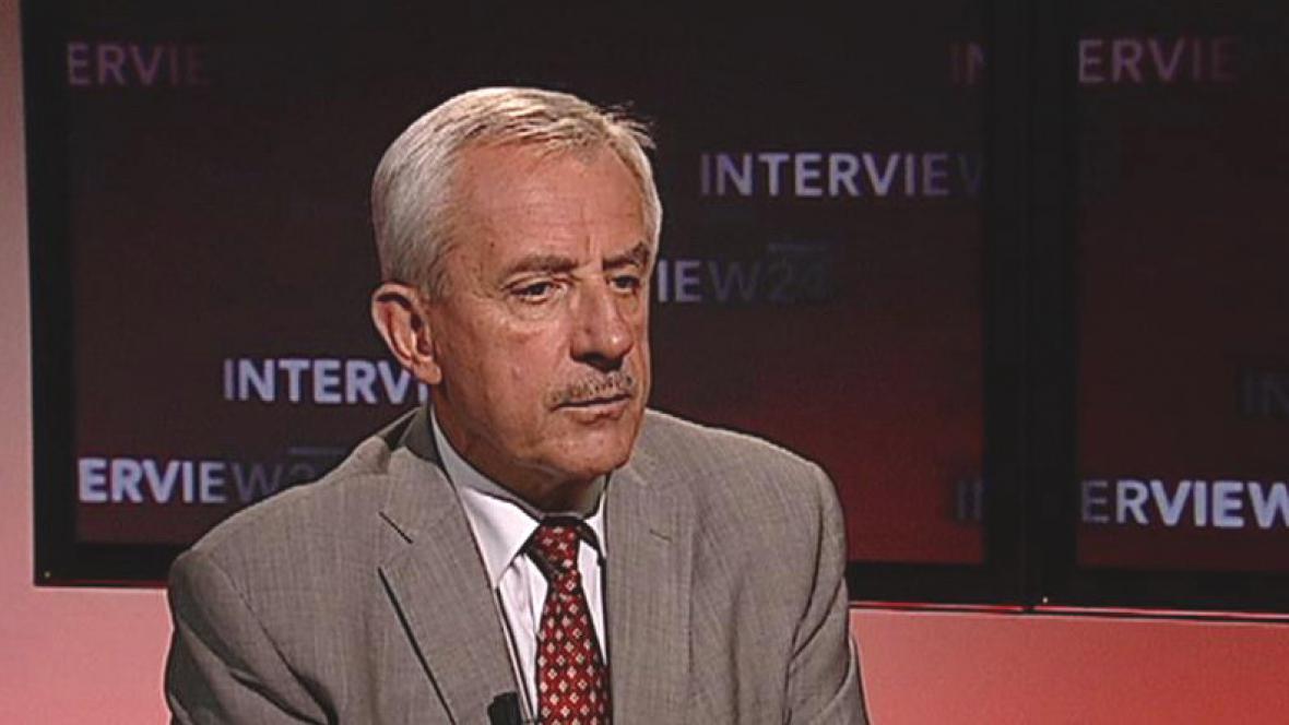 Ministr zdravotnictví Leoš Heger
