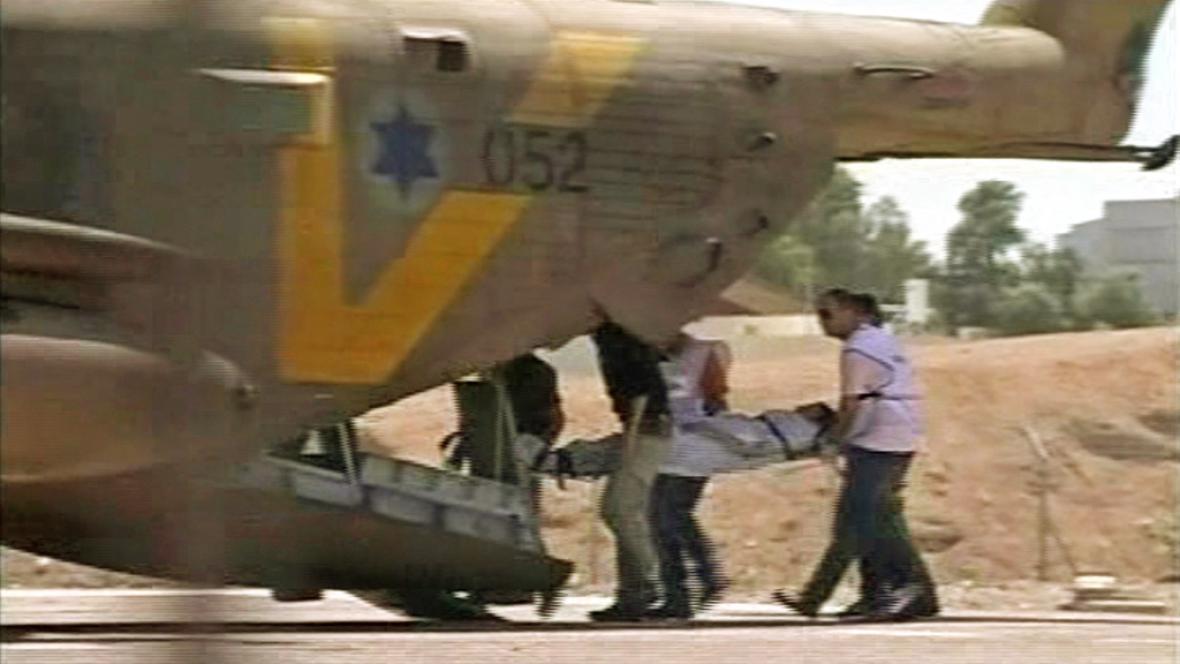 Zranění po útocích v Izraeli