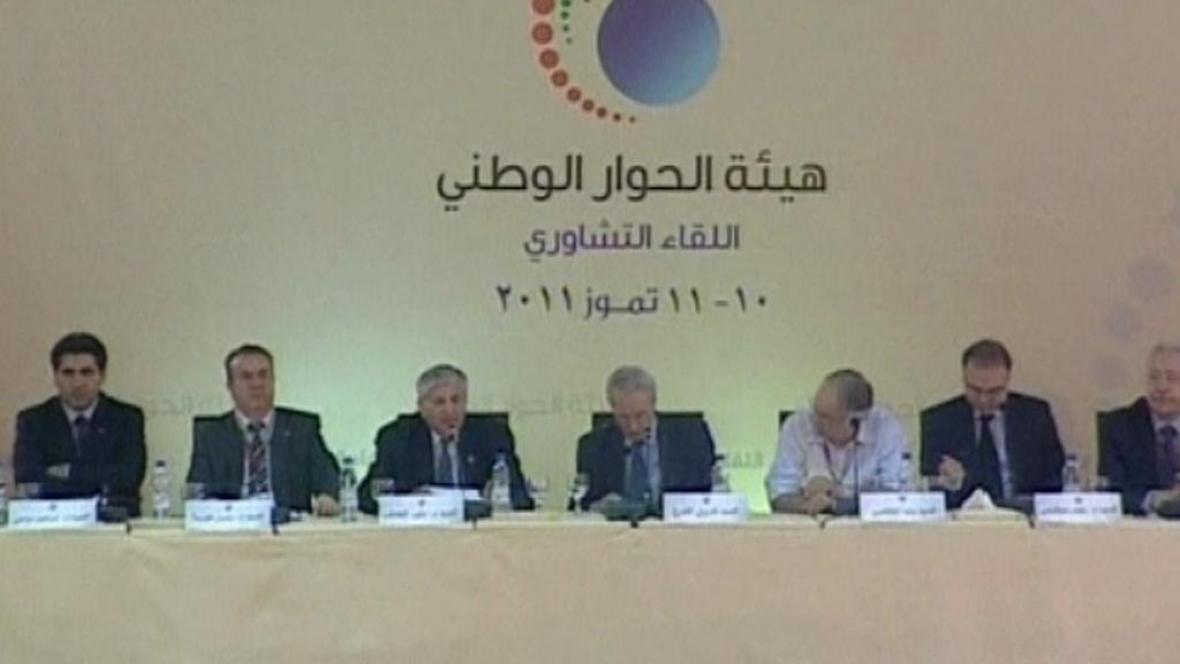 Syrská konference o reformách