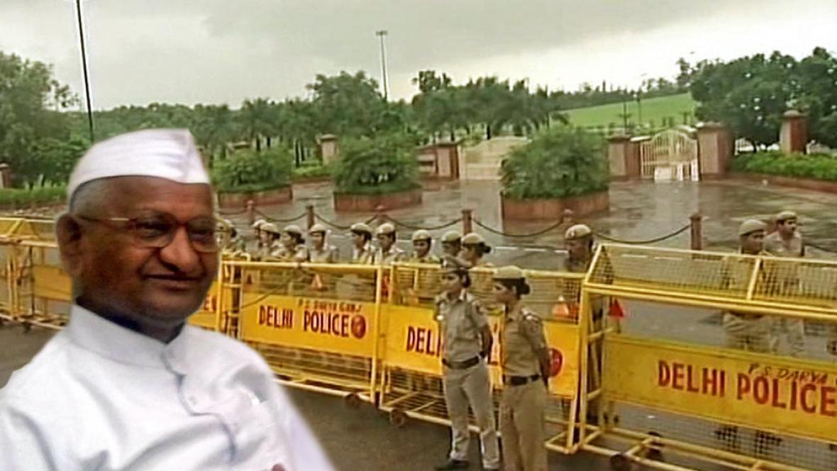 Anna Hazare