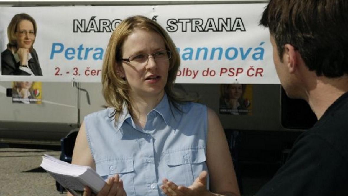 Petra Edelmannová