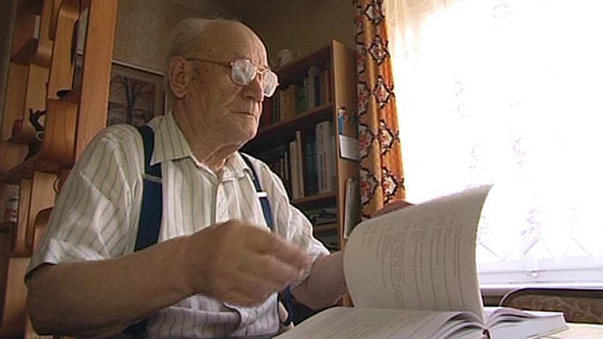 Badatel Vladimír Makovský