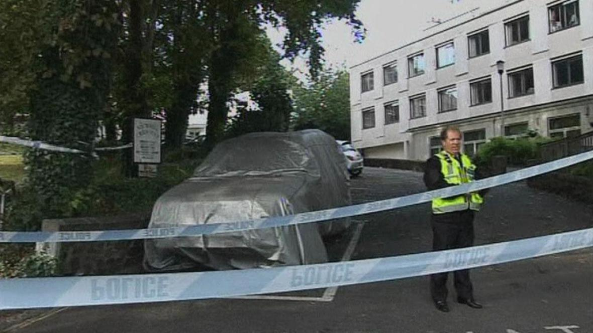 Na ostrově Jersey muž ubodal šest lidí