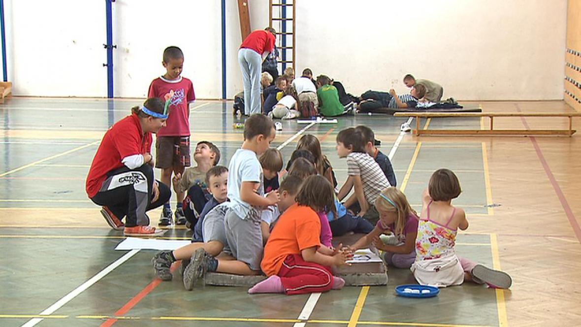 Aktivity pro děti