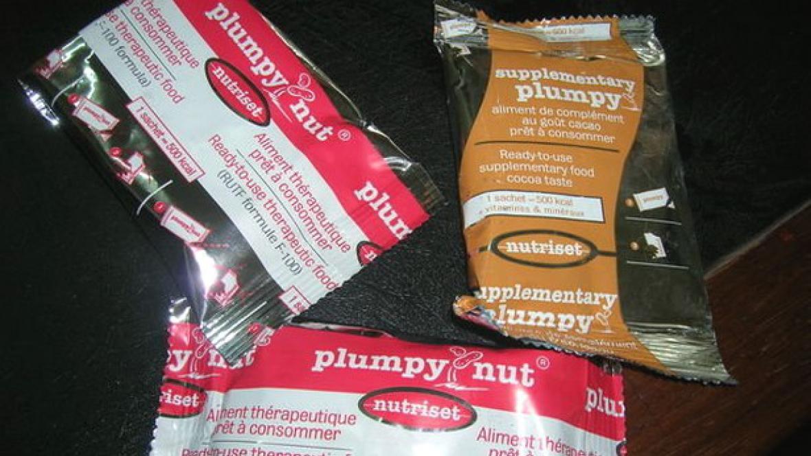 Pasta Plumpy Nut