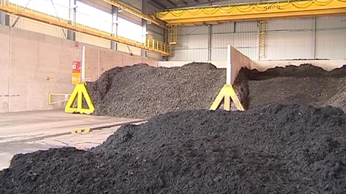 Odpad - palivo pro cementárnu