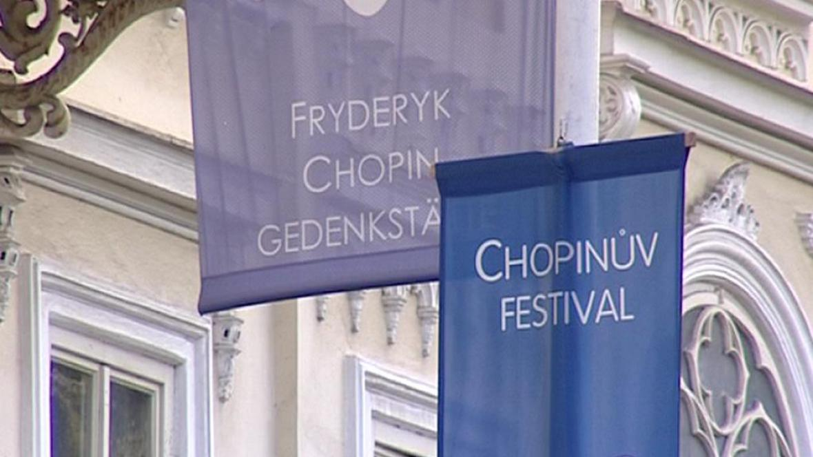 Mariánské lázně / Chopinův festival