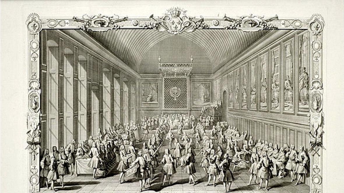 Tardieu - Le festin royal