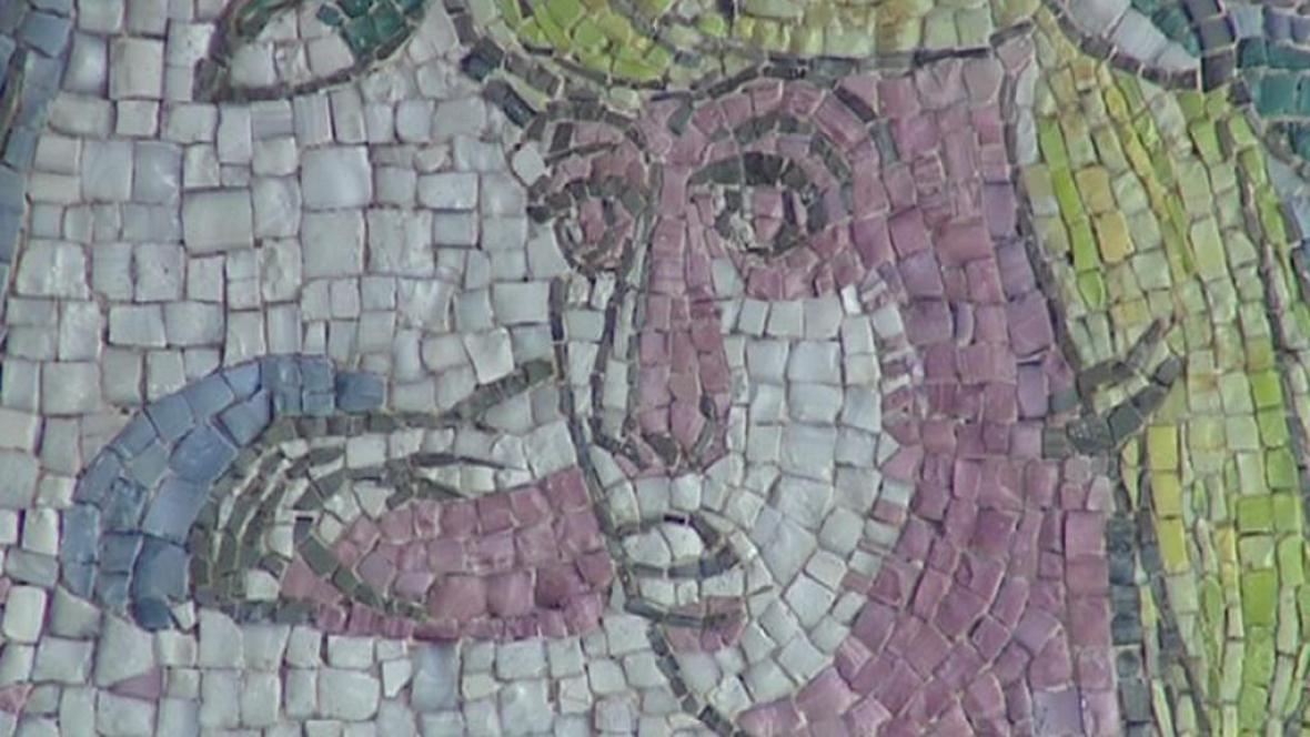 Mozaika Josefa Kaplického