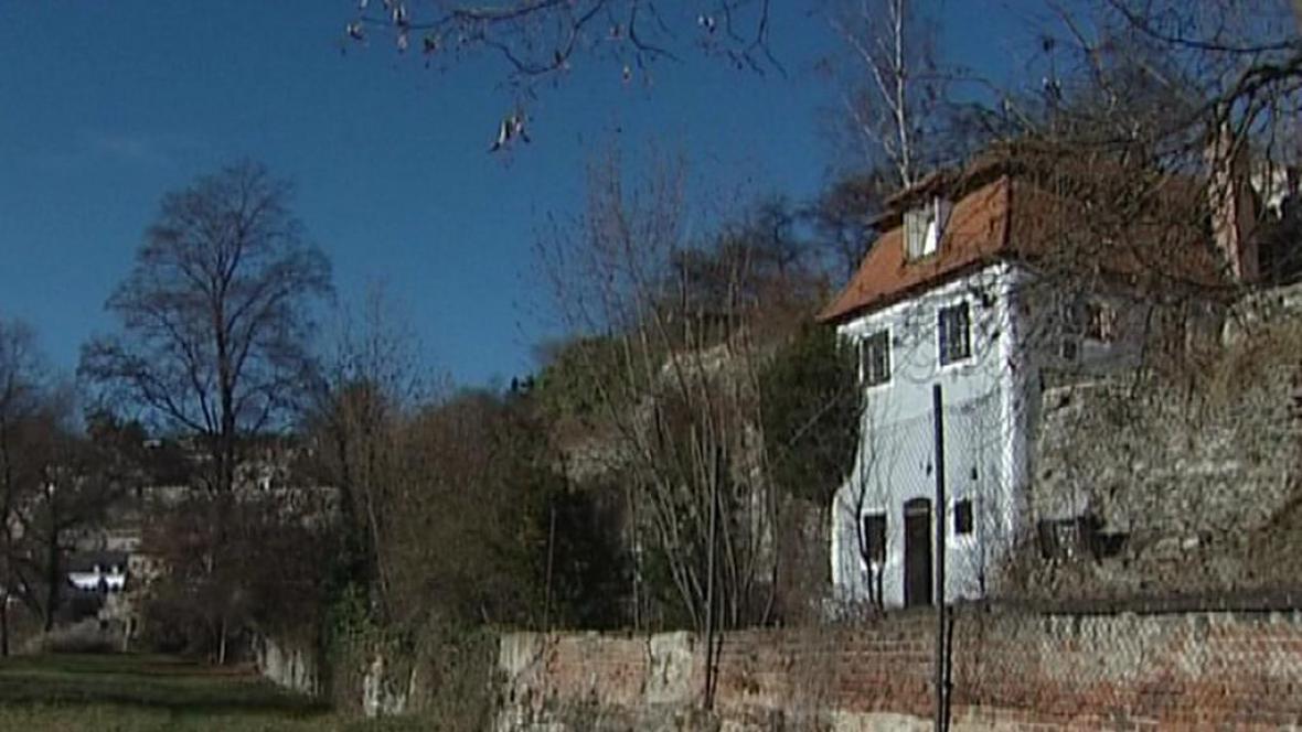 Schieleho domek v Českém Krumlově