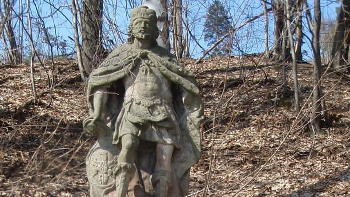 Svatý Václav hnátnický