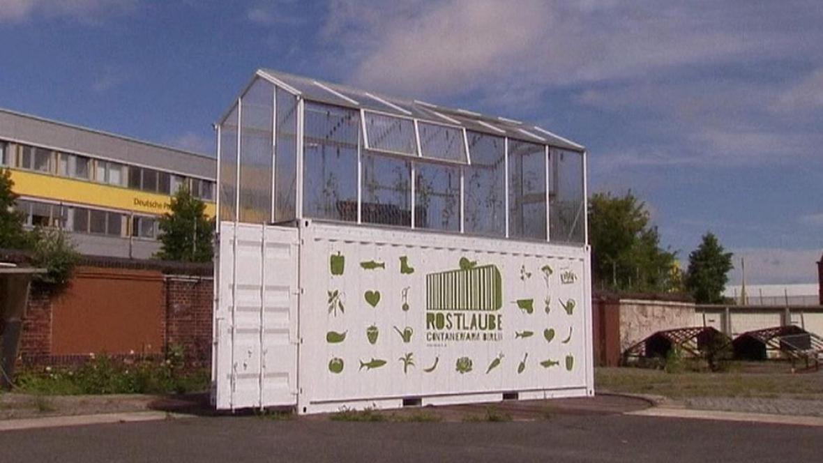 Městský skleník