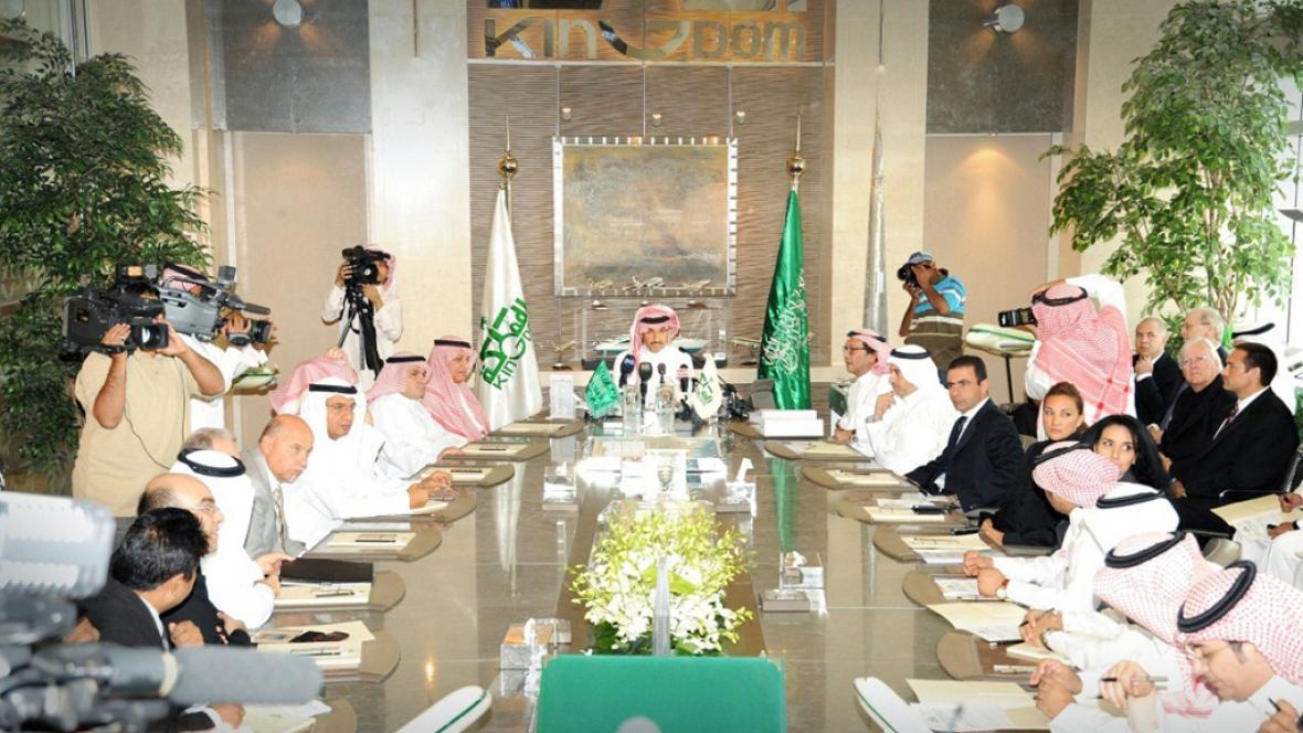 Princ Valíd bin Talál oznámil plán na stavbu nejvyšší budovy světa