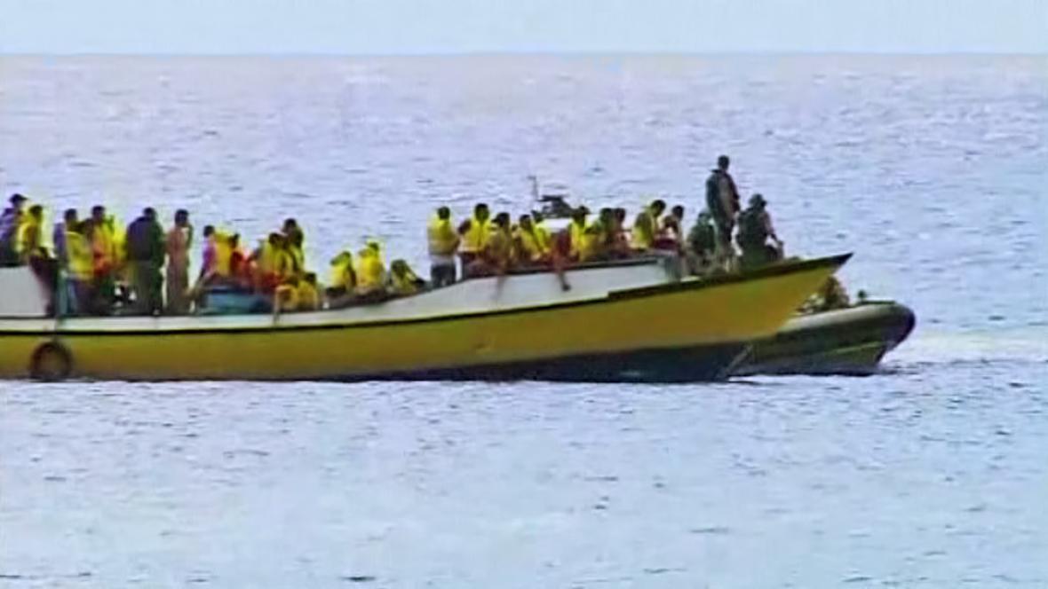 Austrálie deportuje nelegální imigranty