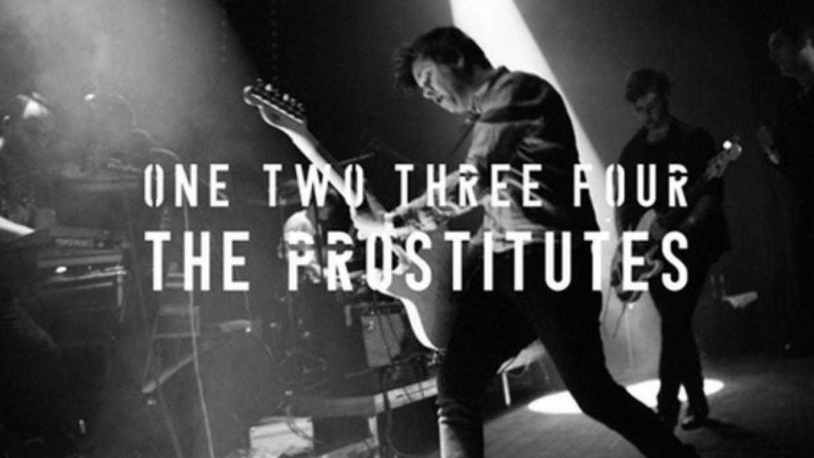 The Prostitutes / detail přebalu CD
