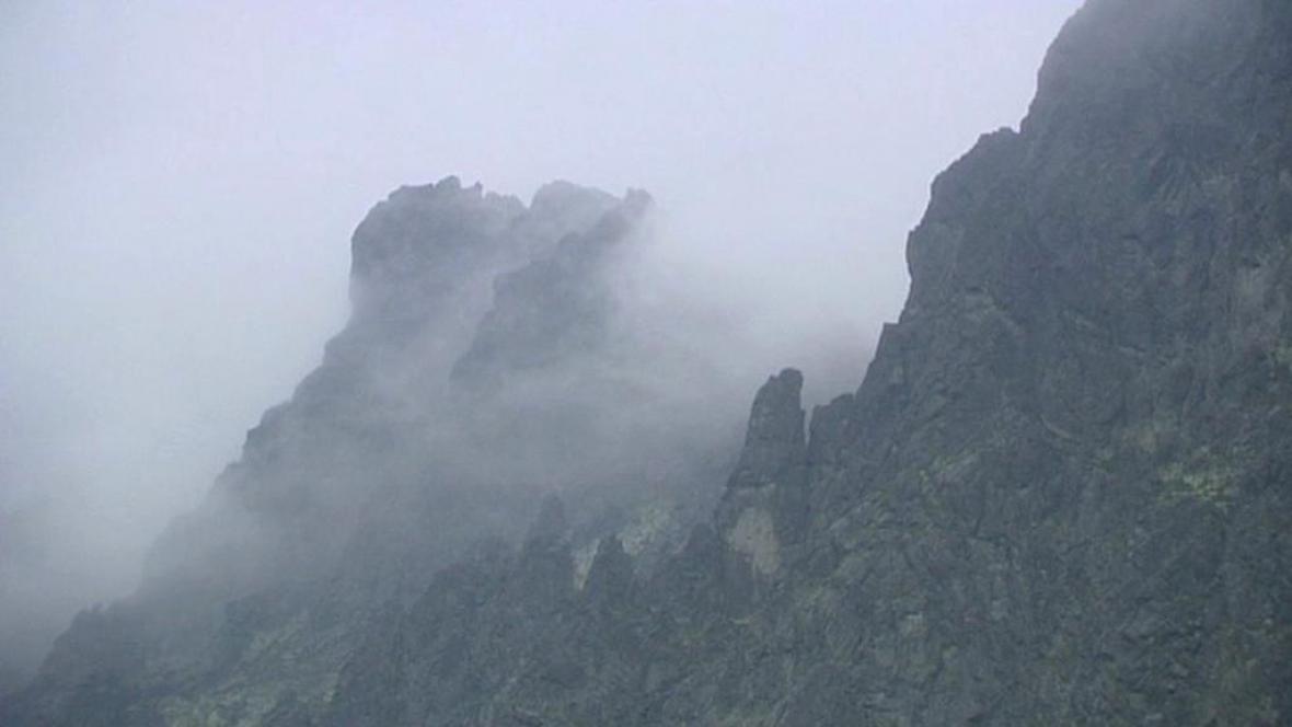 Špatné počasí v Tatrách odrazuje turisty