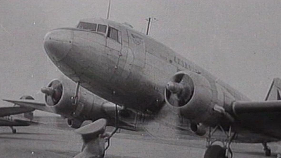 Letadlo Dakota