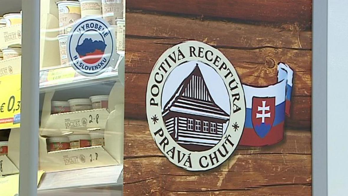 Propagace slovenských výrobků