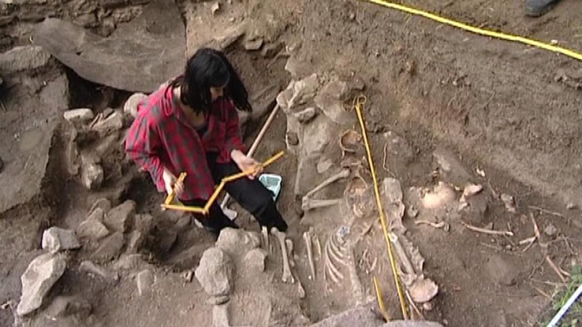 Archeologický průzkum