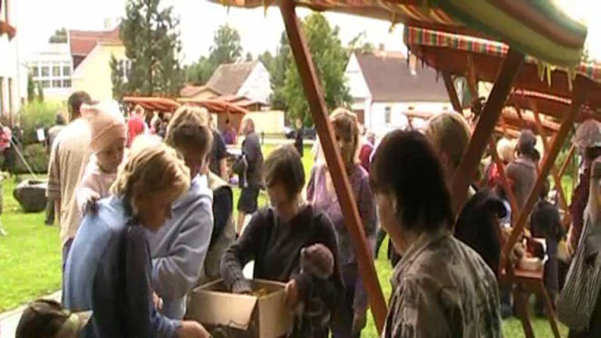 Řemeslné trhy v Sudoměřicích