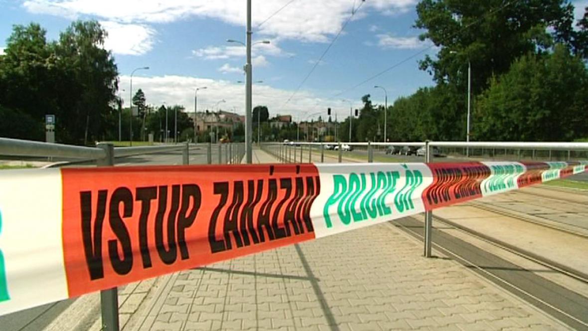 Plzeňská policie uzavřela okolí místa nálezu pumy