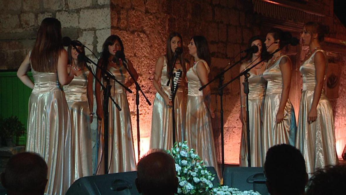 45. Festival dalmatských klap
