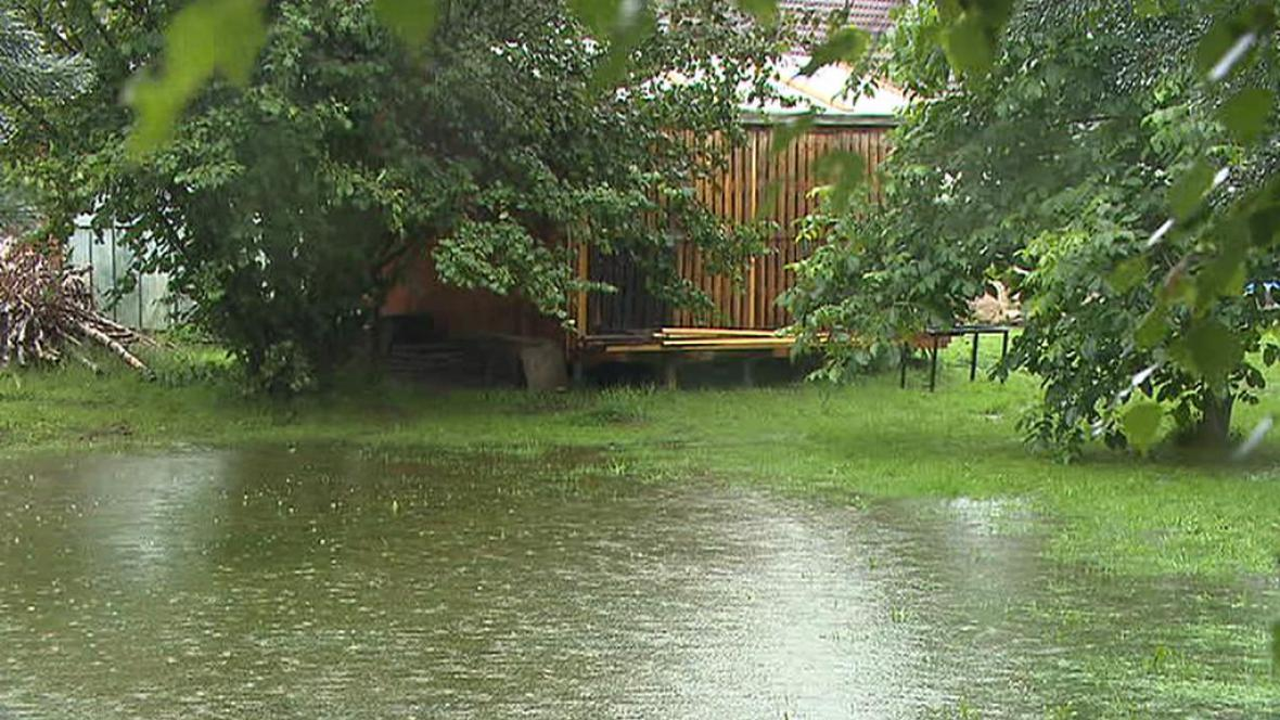 Povodeň ve Višňové