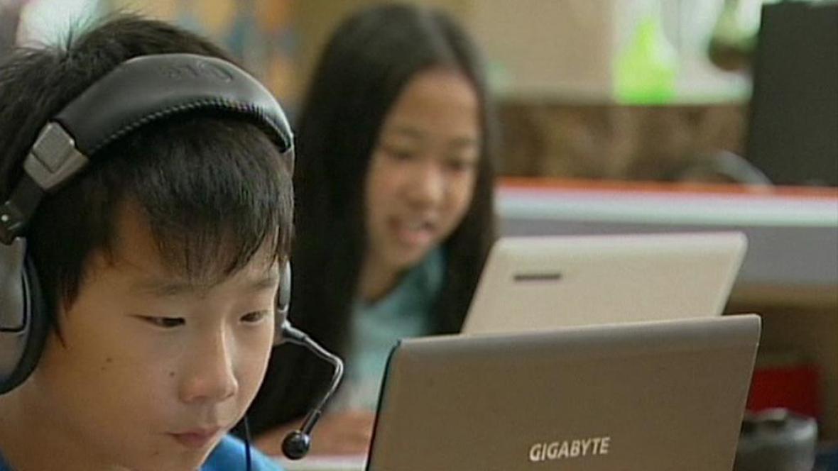 Jihokorejské děti