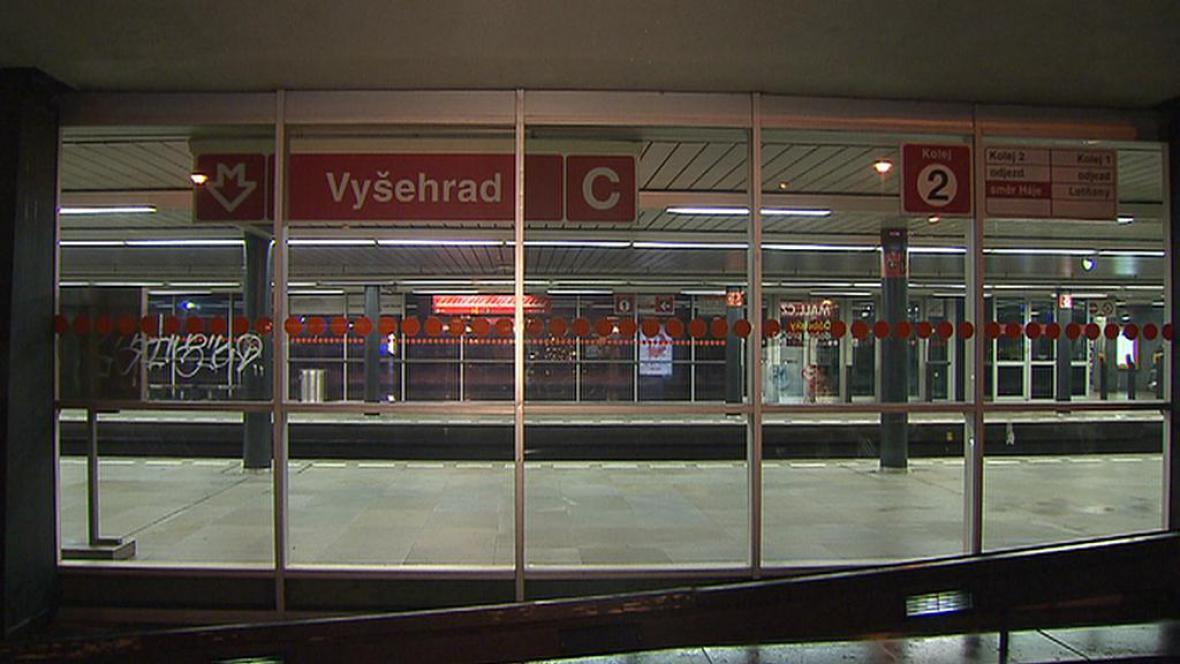 Metro Vyšehrad