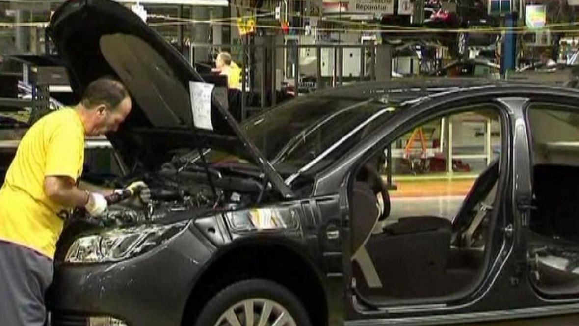 Německá automobilová výroba