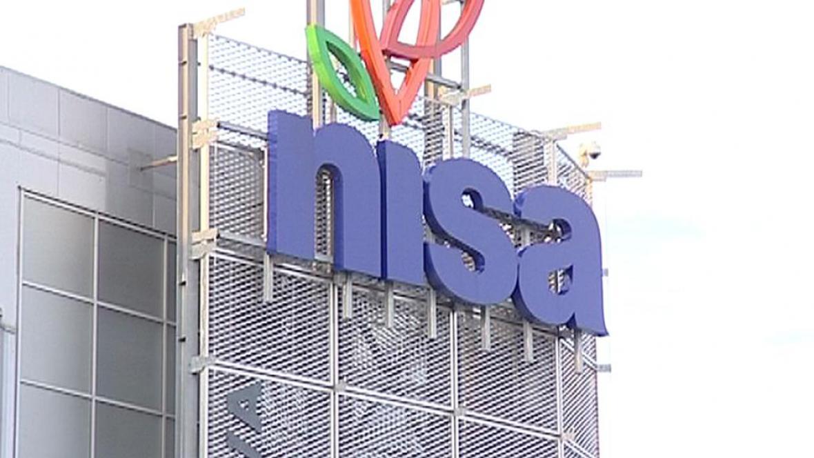 Nákupní centrum Nisa
