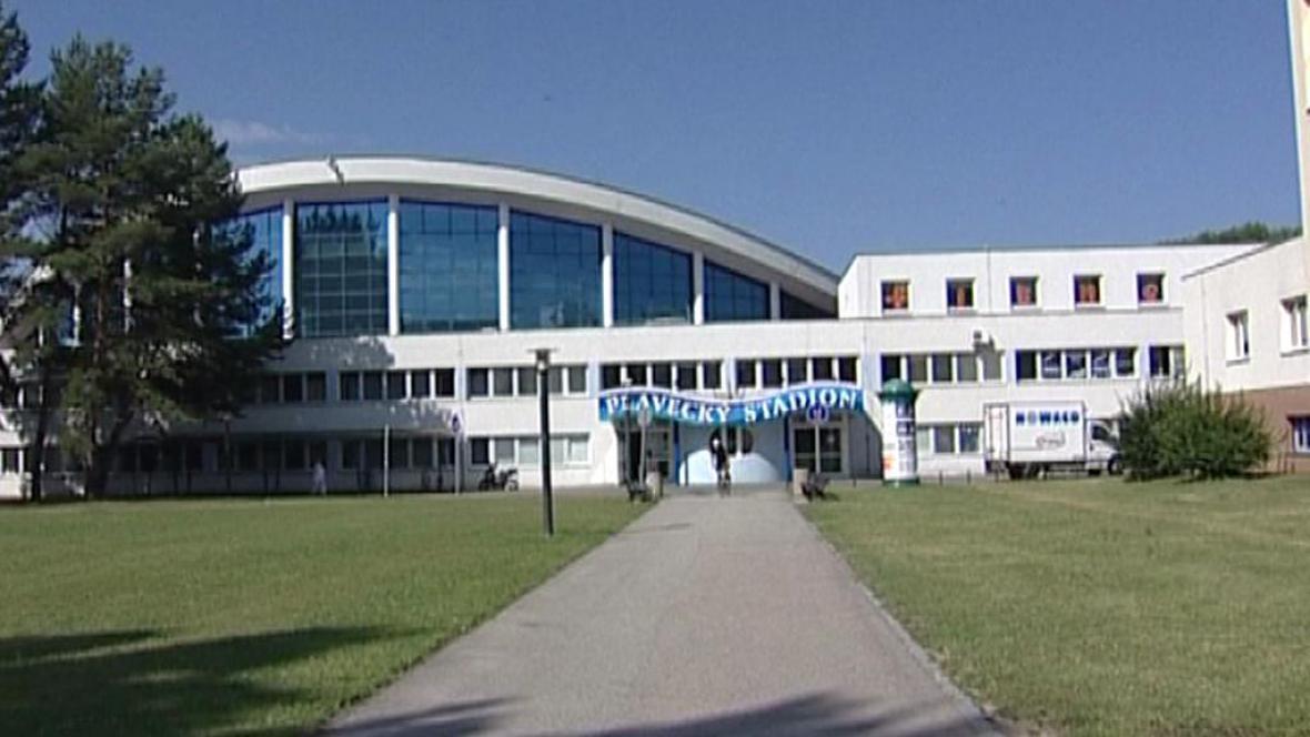 Budějovický plavecký stadion