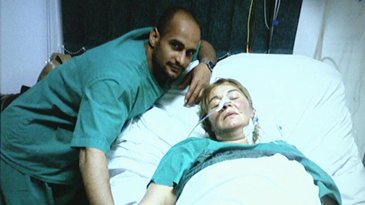 Hospitalizace v Egyptě
