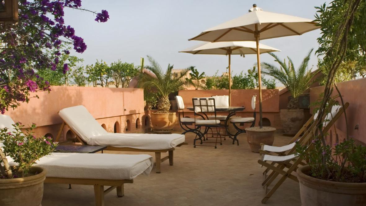 Dovolená v Maroku